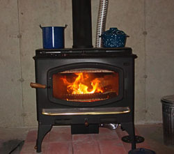 Used Wood Stove